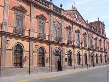 Edificio Central de la UASLP (Antiguo Convento Jesuita)