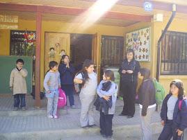 Escuela Multigrado: La Palmilla, Molina