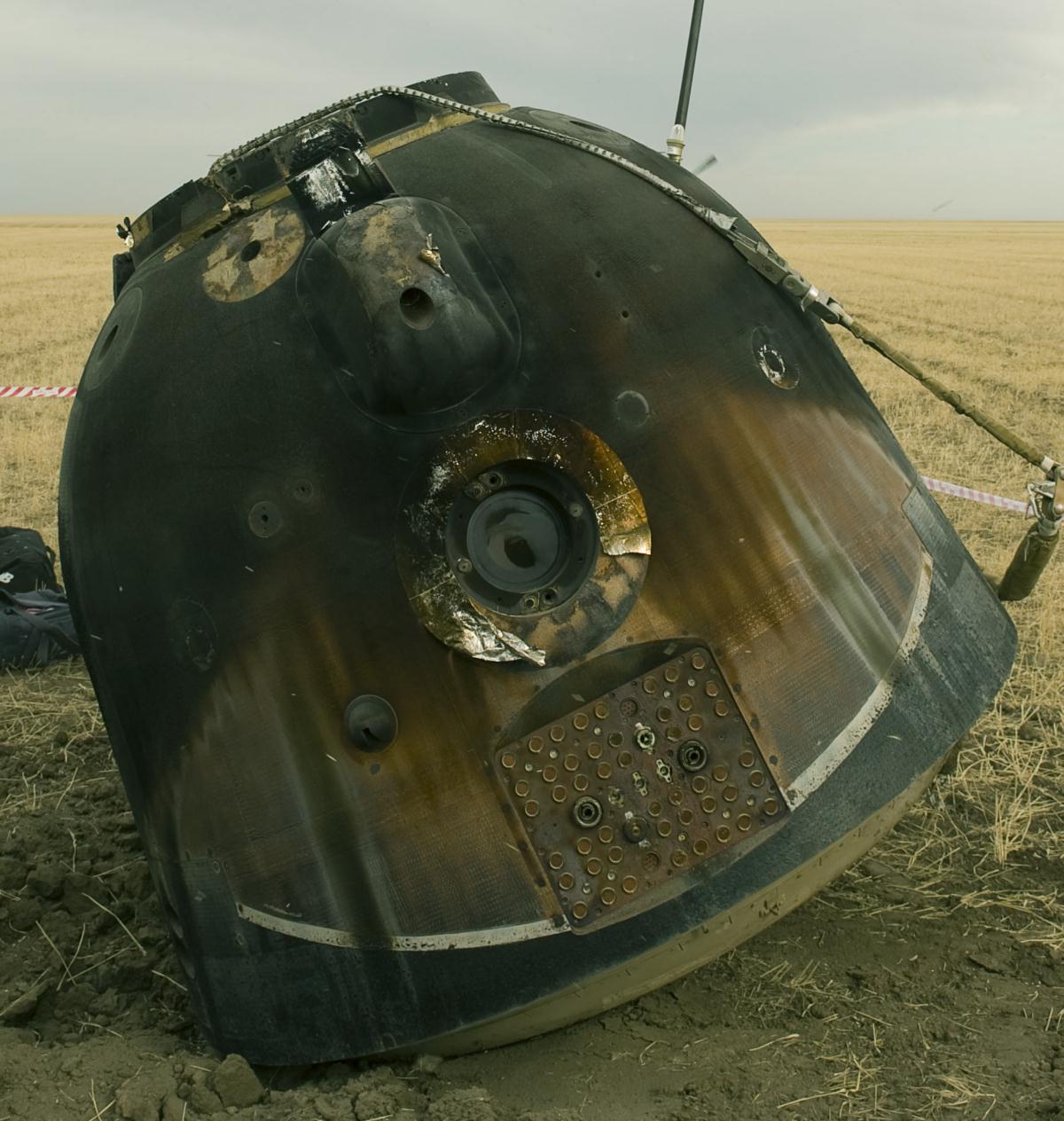 russian spacecraft landing - photo #21