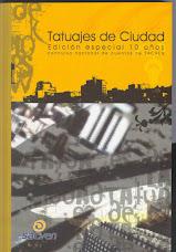 TATUAJES DE CIUDAD: antología narrativa