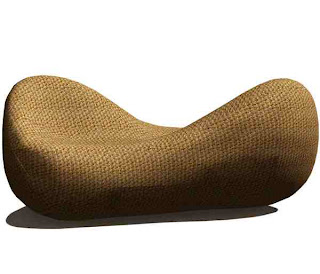 Sushi Daybed  Sofa for Japanese culture by the PIE design group