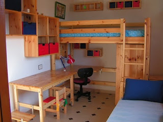 Modern Design Wood Children Bedroom Level