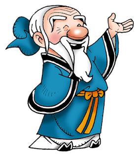 நட்பை பாராட்டும் சீன மதம் Confucius-cartoon