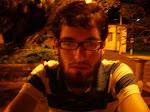Lucil Jr. estudante do 3º  período de jornalismo da UEMG Passos