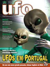 """Revista UFO"" - Nuno Alves"