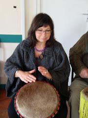 Jocelyn chakra drumming