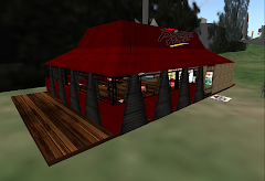 Pizza Hut in Second Life