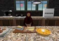 like i cook...