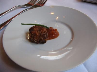 Ham croquette