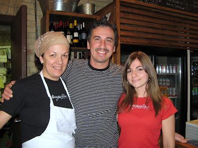 Eleonora Caldato, Federico Caldato, Rachel Winston