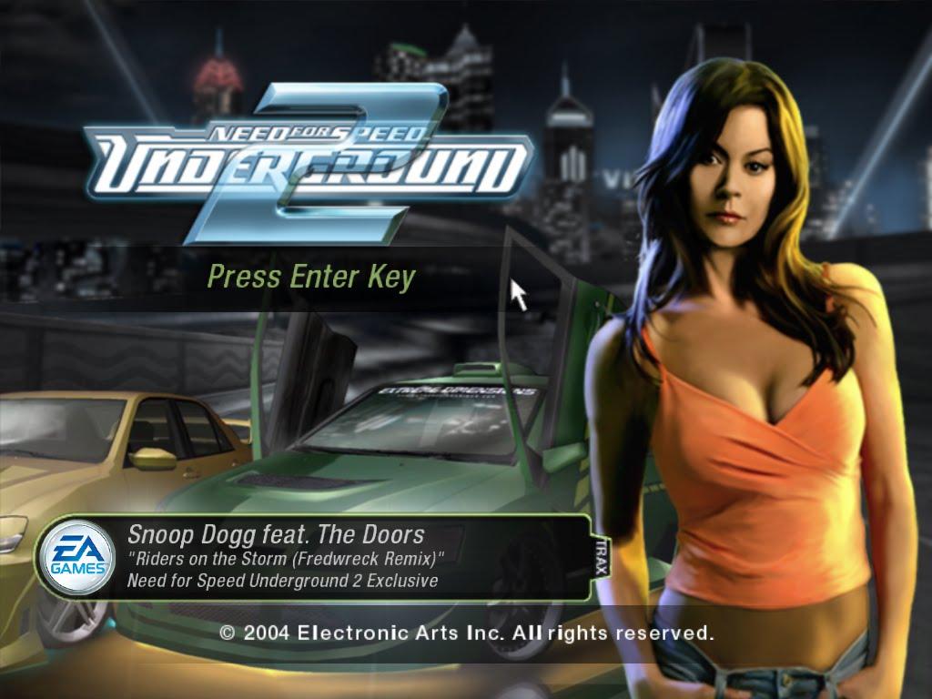 Gamers Online Need For Speedunderground2