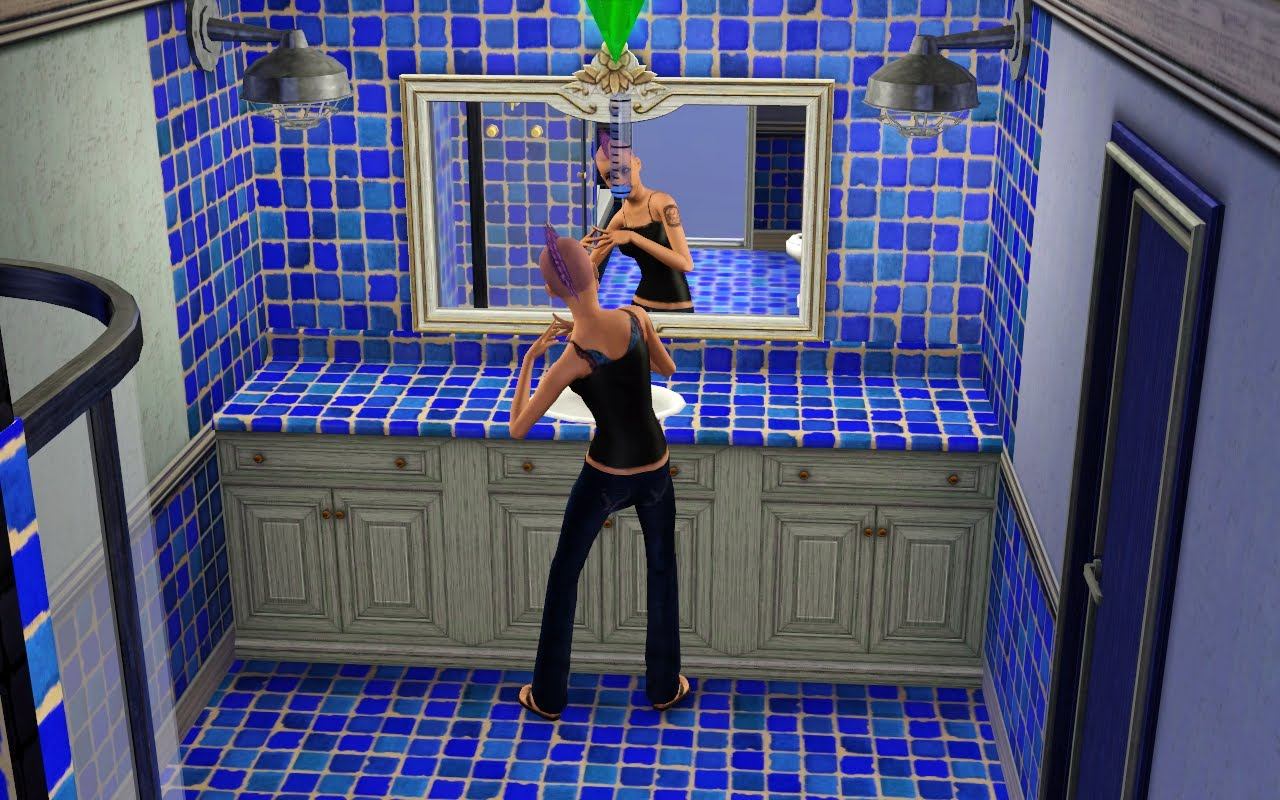 I have laser eyes sims 3 stories the laser eyes - Awesome sims ...