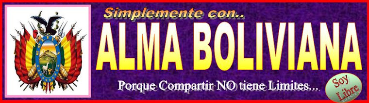 De bolivia Para el Mundo