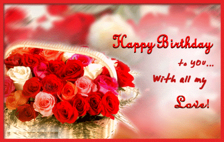 Latest Happy Birthday Greetings Cards – Happy Birthday Free Cards