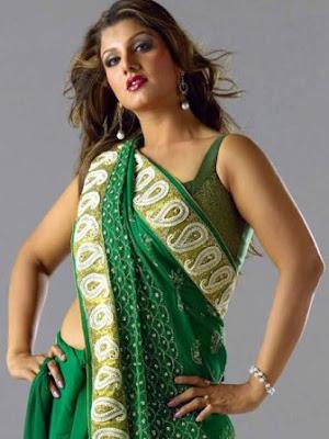 South Actress Rambha Hot Wallpapers