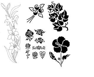 Desenhos Para Fazer Stencil