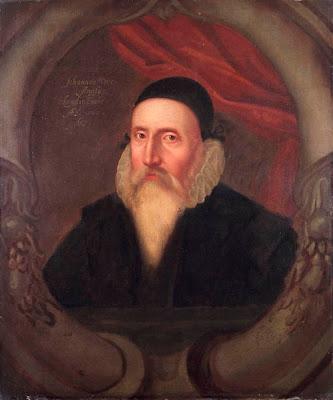 John Dee - Los libros condenados. Hallazgo:su espejo mágico era de origen mexicano John_Dee_Ashmolean