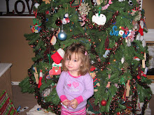 Thats alleah by the christmas tree