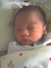 Adik newborn