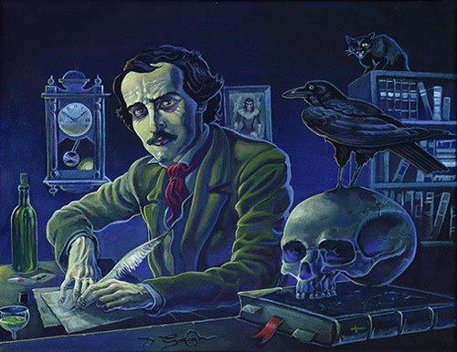 * Edgar Allen Poe *