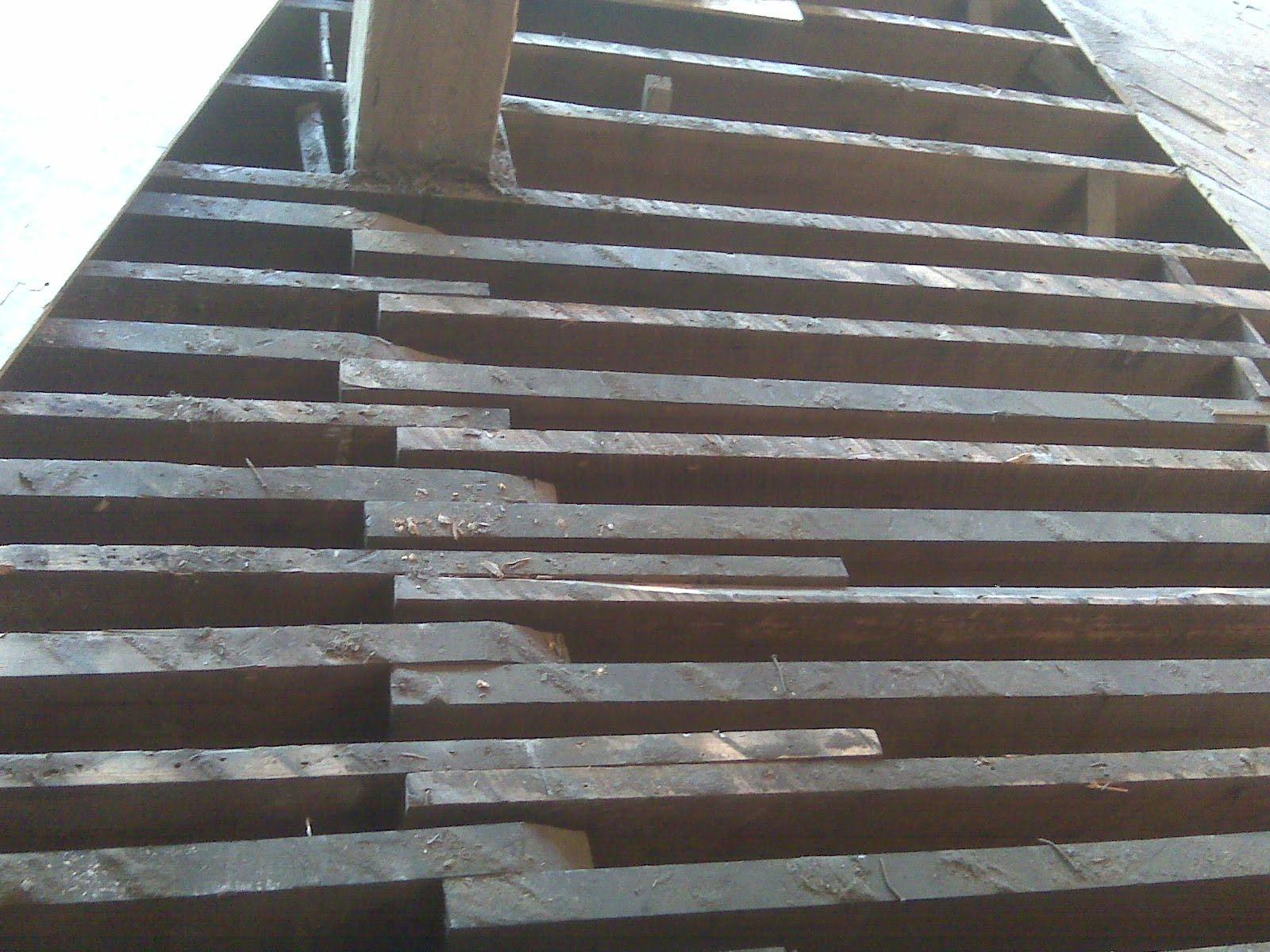 Sawtooth building nashville floor joist for Floor joist construction