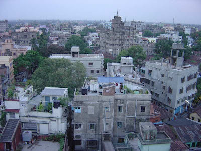 Central Kolkata Locale Seen From Top 1