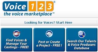 Voice 123