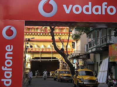 Vodafone at Singhi Park