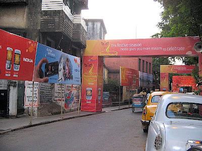 Nokia at Badamtala Aashar Sangha