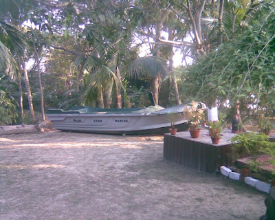 Indian Navy Camp at Diamond Harbor - 1