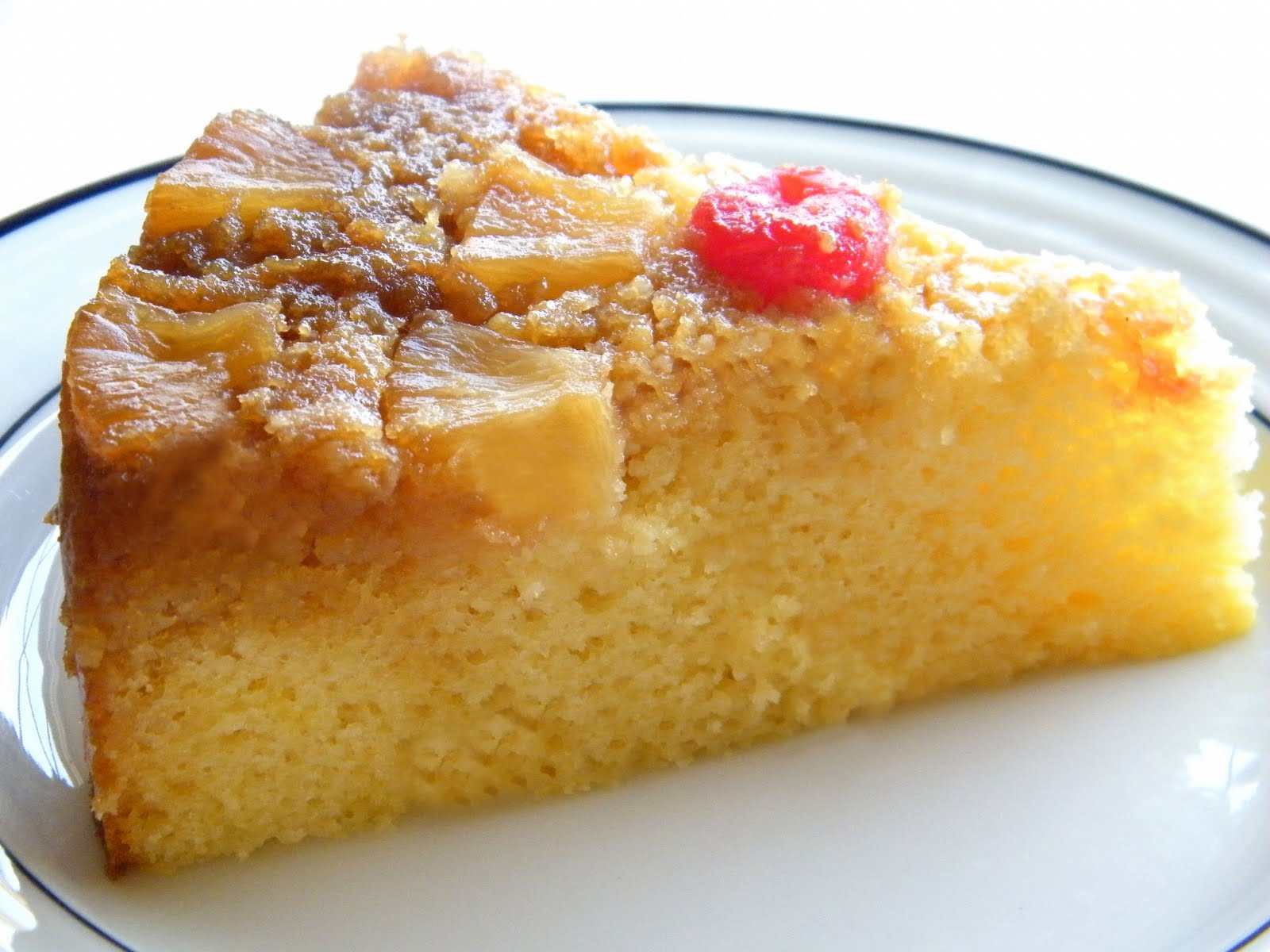 Simply Bella Baby: Pineapple Upside Down Cake