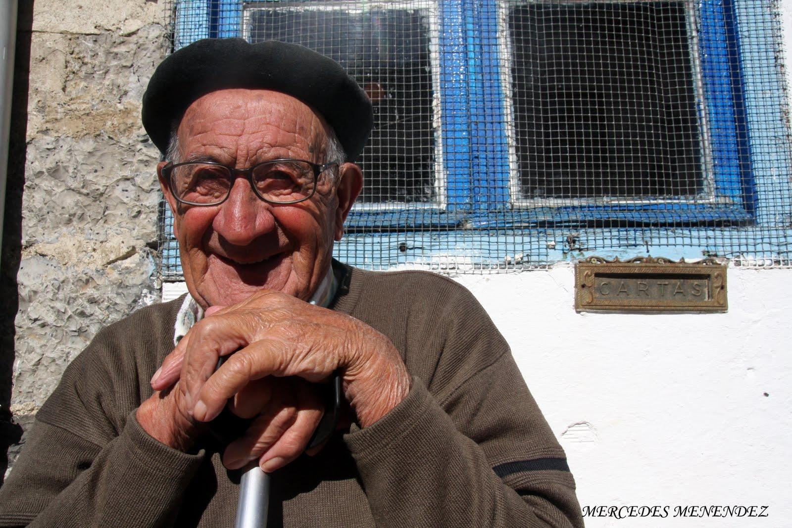 el abuelo dicharrachero de tarna...