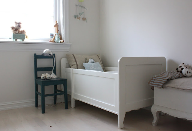 Amelie 78: interiør: barnerom