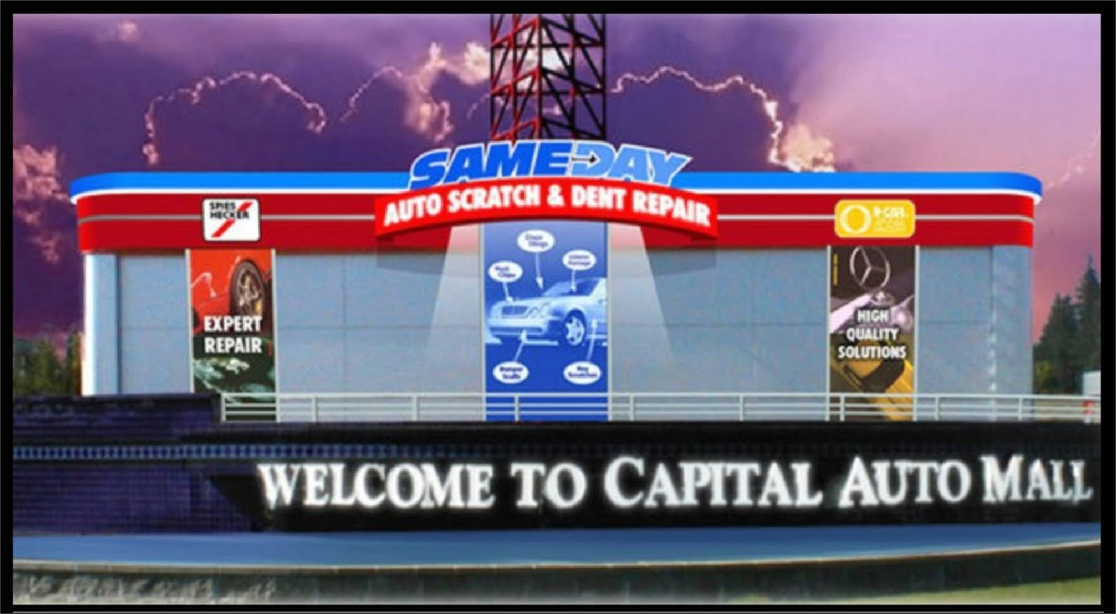 Sameday S Shop In Olympia Sameday Premium Services