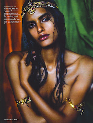 Hot Models Lakshmi Menon & Kamal Sidhu