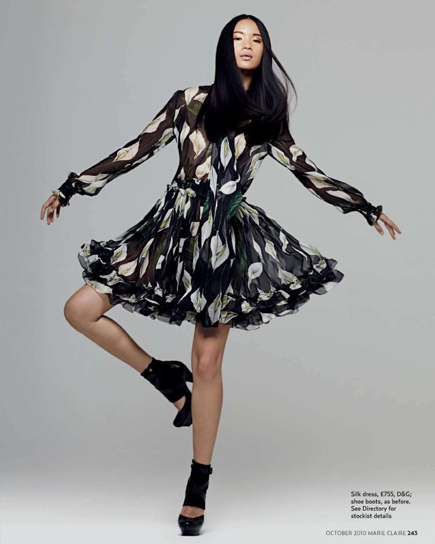 Beauty Asian Models - Kiki Kang