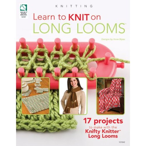 Boye Long Loom Knitting Patterns : Invisible Loom Innovative Patterns for Loom Knitters: July 2010