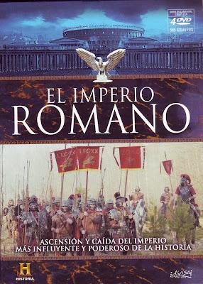 Capitulos de: El Imperio Romano