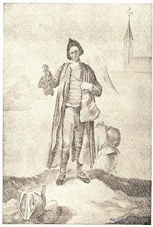 El choricero de Candelario Salamanca