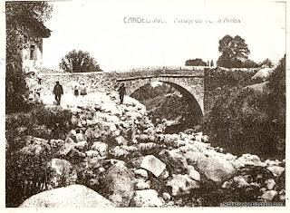 Puente del Risco en Candelario salamanca