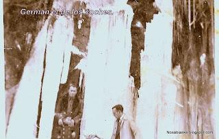 cascadas heladas en Candelario