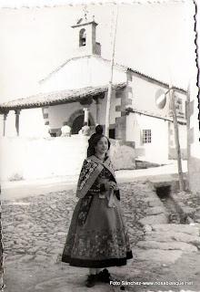 Candelaria en el Humilladero de Candelario Salamanca