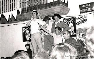 Cante Jondo en Candelario Salamanca