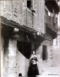 Candelario Salamanca, Candelaria en la Casa del Cantón