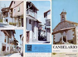 Candelario Salamanca España
