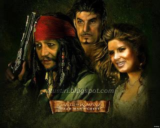 Piratii din Romania - Base, Tari si Udrea