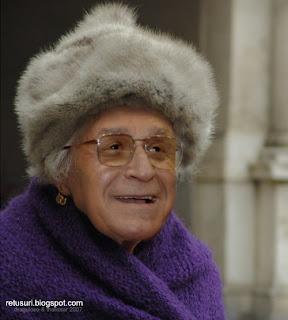 Ion Iliescu - prima bunicuta presedinte