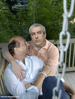 Basescu si Tariceanu