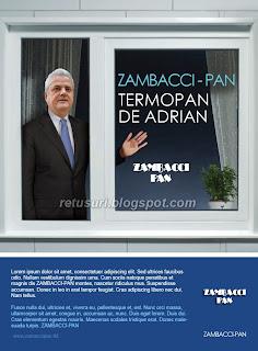 Geam Termopan - Zambacci PAN