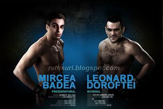 Mircea Badea vs Leonard Doroftei